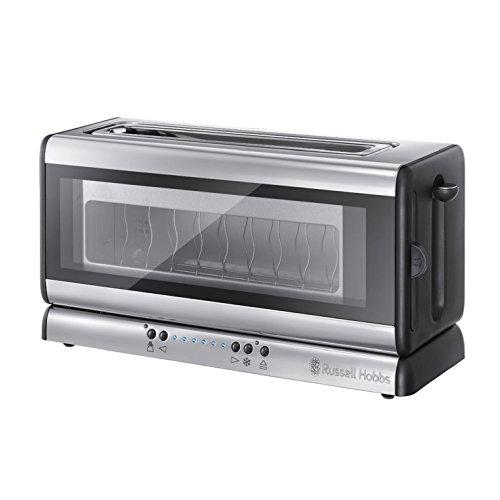 Russell Hobbs Glass Line 2-Slice Toaster 21310