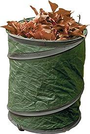FARMERS FUN Pop-UP Gartensack, mit Tragegriffen, einfacher Transport von Gartenabfällen, selbstaufstellend (30