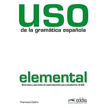 Uso de la gramatica elemental - Livre