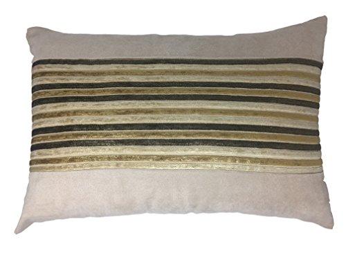 Original Sleep Company Boudoir Kissenbezüge, Polyester, Shangai Cream, 40 x 60 cm -