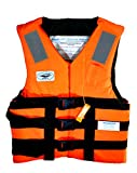 SeaMaster Adult Life Safety Jackets Vest Weight Capacity Up to 95Kg Buoyancy 100N