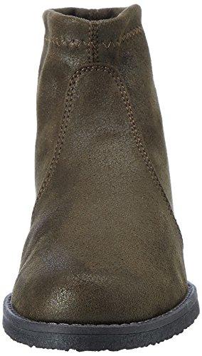 NR RAPISARDI Damen G100 Stiefel Grün (Wood Vintage)