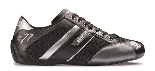 sparco-s00120445nrgr-time-77-zapatillas-negro-gris-45