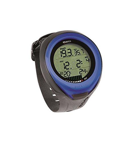 Mares - Reloj/Ordenador de buceo Puck Pro Color, azul claro, talla única