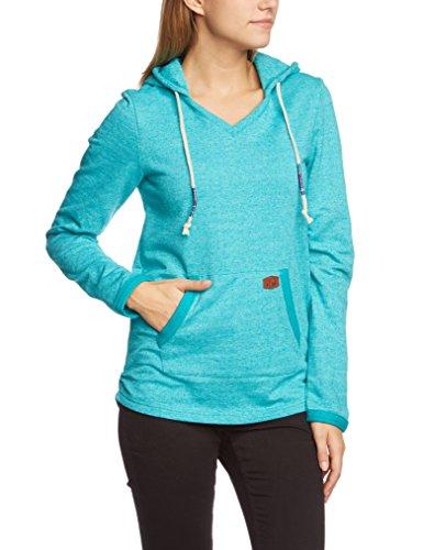 WLD windy road sweat-shirt à manches longues pour femme Vert - Lapis Green
