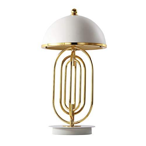 QLG&S Drehbare Tischlampe, Nachttischlampe Moderne minimalistische Wohnzimmer-Sofa-Nachttischlampe Nordic minimalistisches kreatives Nachtlicht -