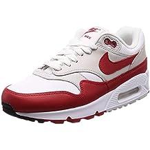 Nike W Air MAX 90/1, Zapatillas de Gimnasia para Mujer