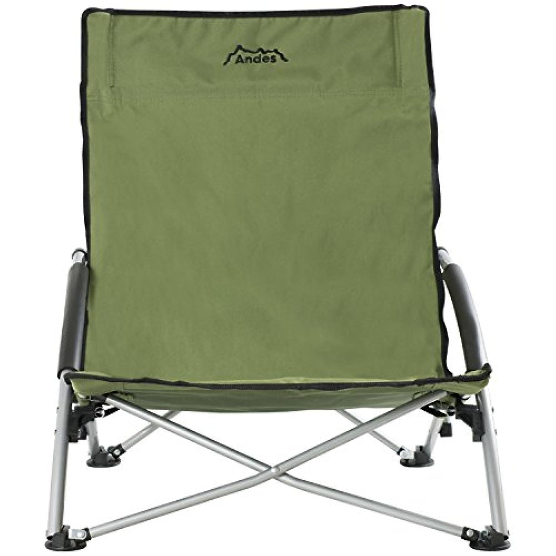 Basse Andes Chaise De Pliable Campingplagepêche rxoWeCBd