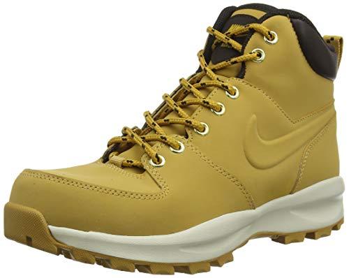 Nike 454350 700 Manoa Leather Herren Sportschuhe/Wandern Mehrfarbig (Haystack/Haystack-Velvet Brown) 44.5