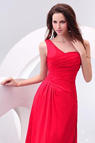 Bridal_Mall - Robe - Sans Manche - Femme Corail