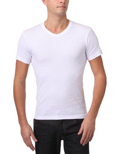 athena-bio-t-shirt-homme-noir-blanc-s-taille-fabricant-2