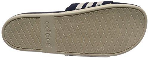 Adidas Adilette Cf +, Chaussures De Plage Et De Piscine Pour Hommes Bleu (conavy / Cwhite)