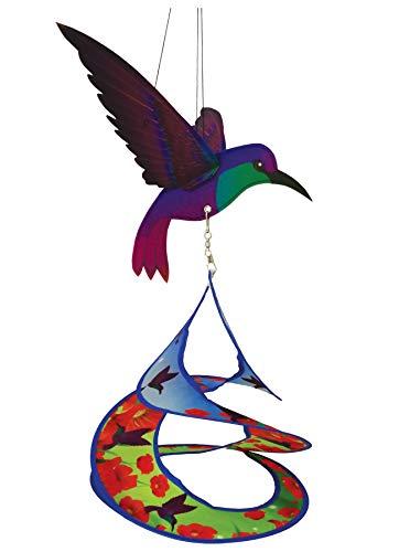 Breeze In The Theme Duet Spinners Kolibri Hummingbird -