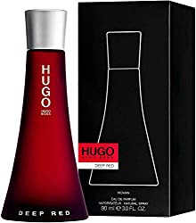Hugo Boss  Deep Red  femme/woman, Eau de Parfum, Vaporisateur/Spray, 1er Pack (1 x 90 ml)