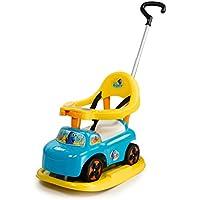 Smoby  - 720610 - le Monde de Dory - Porteur Enfant  Auto Bascule Electronique