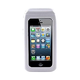 Aquapac Phone Case XCITE5Wave 5Hard Case White Weiß-Transparent Size:15.8 x 7.8 x 2.1 cm, 0.1 Liter