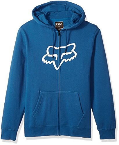 Fox Bluse Legacy Foxhead Dusty Jacke, Blau, Größe XL - Herren Legacy-jacke
