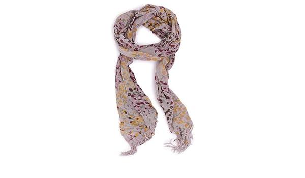 Kookai - Echarpe - À Fleurs - Coton - Femme  Amazon.fr  Vêtements et  accessoires d082b3d2c20
