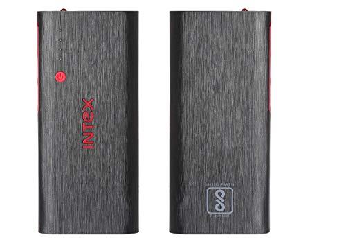Intex IT-PB12.5K 12500 mAH Power Bank (Black-Crimson) Image 4