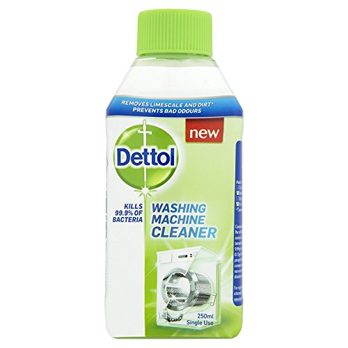 Dettol Washing Machine Cleaner 250 ml x 3