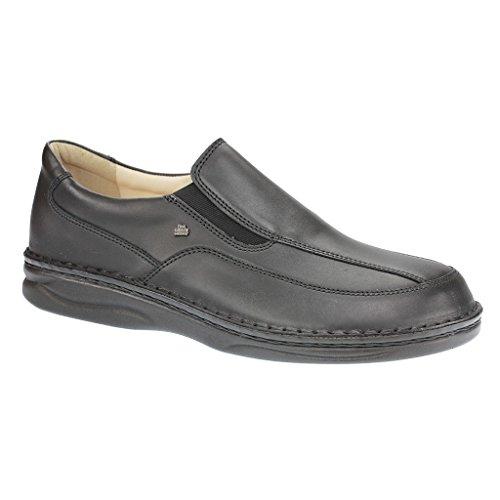 Finn Comfort 1115Homme Chaussons Noir - Noir