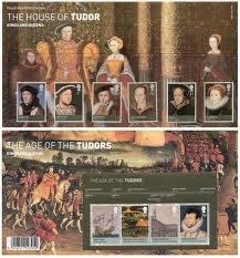 2009 Hause Tudor Mint Briefmarken Präsentation Pack AG M - Noten -