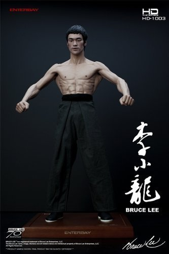 HD Masterpiece Statue Collection : Bluce Lee 70th Anniversary Ver. [1/4 Scale] (70th Anniversary Collection)