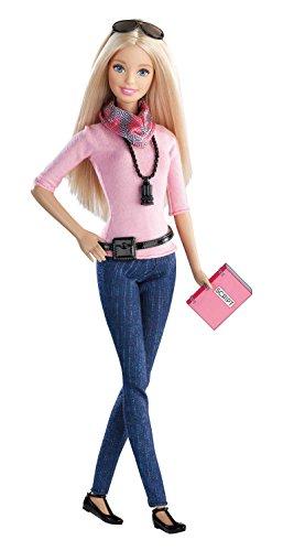 Preisvergleich Produktbild Mattel Barbie CCP42 - Ich wäre gern Filmregisseurin Spielset