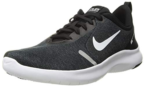 Nike Flex Experience RN 8, Scarpe da Running Uomo, Nero (Black/White/Cool Grey/Reflect Silver 013), 41 EU