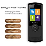 Goglor Language Translator Device, Real Time Voice Two Way Translation, Double Microphone High-definition