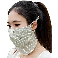aoyomo Frauen Staubfrei, atmungsaktive Baumwolle FACE open-mouth Mask Cover preisvergleich bei billige-tabletten.eu
