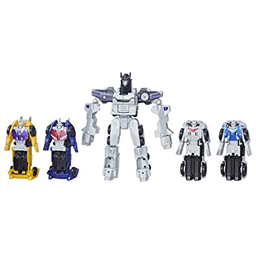 Transformers Robots in Disguise Combiner Force Team Menasor Figure