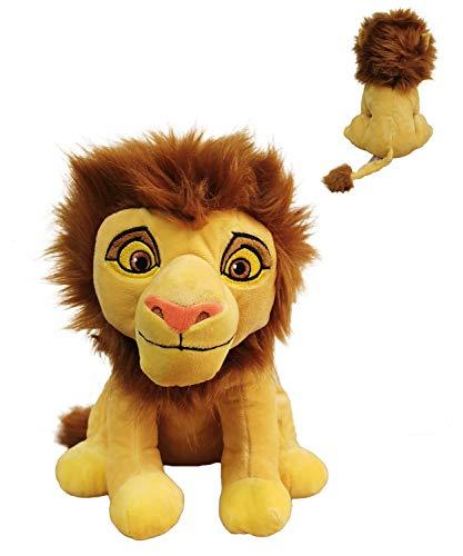 Der König der Löwen (The Lion King) - Plüsch Löwen Simba Erwachsene 11