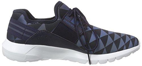 XTI 40063 Herren Low-Top Blau (Navy)