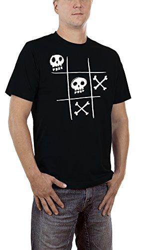 touchlines-tic-tac-dead-t-shirt-homme-noir-schwarz-black-13-xxx-large