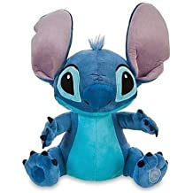 "Disney, Lilo and Stitch, Stitch 16"" Soft Plush doll Toy."
