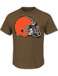 NFL T-shirt Line-gain Cleveland Browns XXL to (2 x L)