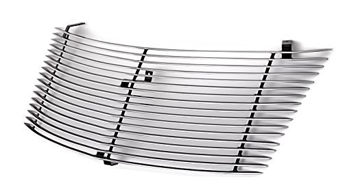 APS R85301A Polished Aluminum Billet Grille Replacement for select Chrysler PT Cruiser Models by APS