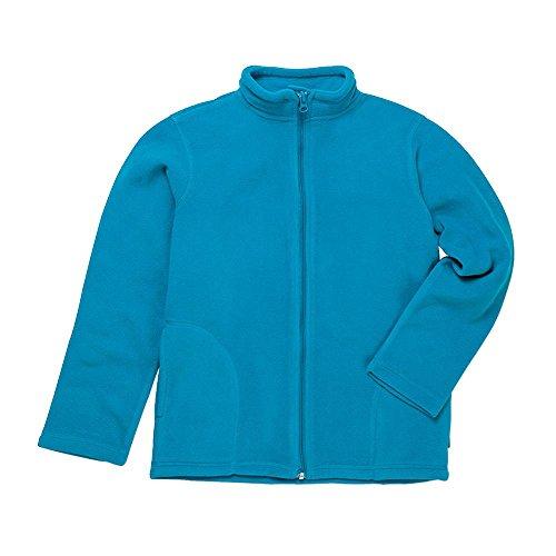 (Stedman Active Fleecejacke für Kinder Farbe Hawaii Blue Größe L(146/152))