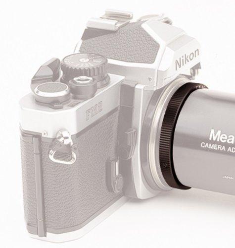 Bresser T2 Ring (geeignet für Canon EOS, zum Anschluss an einer Spiegelreflexkamera)