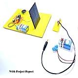 SR ROBOTICS Li-Fi Audio Transmission Via Light Hand Made Innovation Science Model