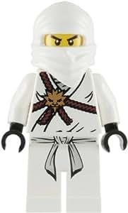 LEGO Ninjago: Zane Mini-Figurine