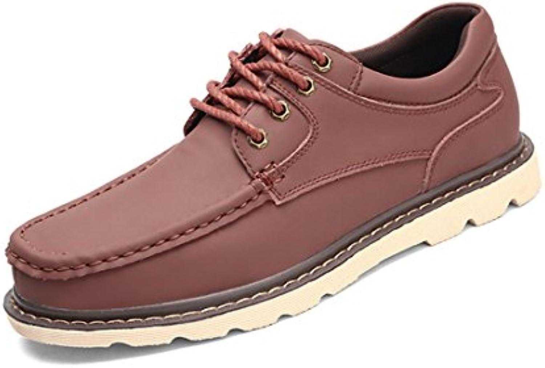 Hombres El Nuevo Talla Grande Zapatos De Senderismo Al Aire Libre Zapatos De Ocio Antideslizante Impermeable Calzado...