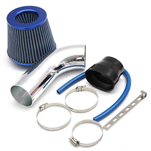 Forspero 3 Zoll 75mm Auto Cold Air Intake System Turbo Induktionsrohre und Cone Filter - Intake Systeme Air Cold
