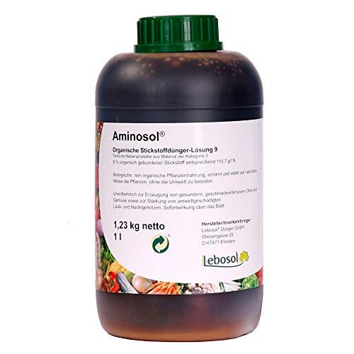 Aminosol 1000 ml organischer Flüssigdünger für Pflanzen/Bonsai 63039