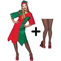 A2ZFD Christmas Elf Santa