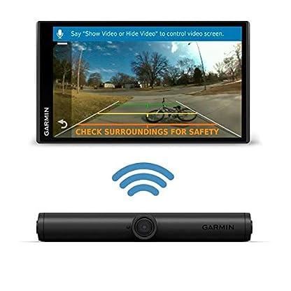 Garmin-Camper-780-MT-D-EU-Navi-mit-drahtloser-Rckfahrkamera-BC-40-Rahmenloses-Display-3D-Navigationskarten