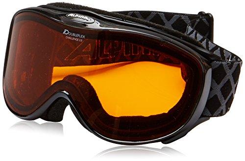 Alpina Erwachsene Skibrille Freespirit 2.0 One size