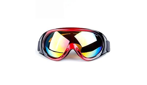 Sudook occhiali da sci neve snowboard telaio occhialini da ciclismo pattinaggio sci occhiali da sole donne uomini, color1