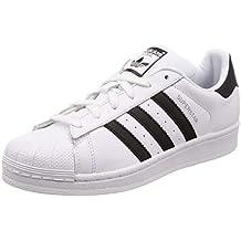 online store ed547 2fc9e adidas Damen Superstar W Fitnessschuhe